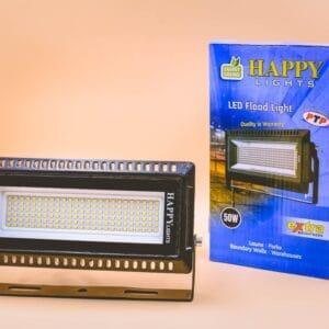 50W LED Flood Light - Happy Lights